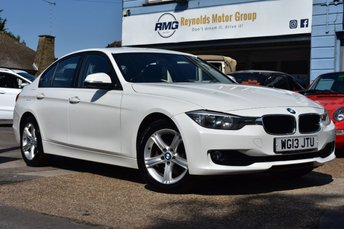 2013 BMW 3 SERIES 2.0 320D XDRIVE SE 4d 181 BHP £9999.00