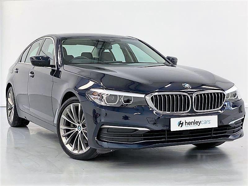 USED 2017 17 BMW 5 SERIES 2.0 520D SE