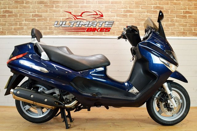 USED 2008 08 PIAGGIO X EVO 400  - FREE NATIONWIDE DELIVERY