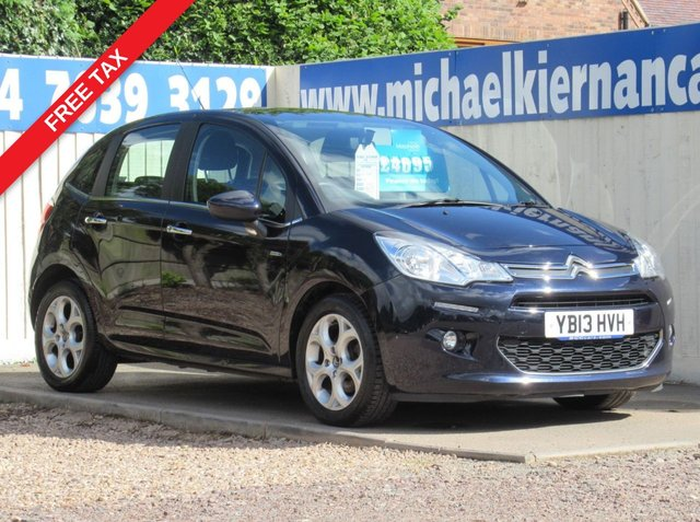 USED 2013 13 CITROEN C3 1.6 E-HDI AIRDREAM EXCLUSIVE 5d 113 BHP CLEAN CONDITION THROUGHOUT