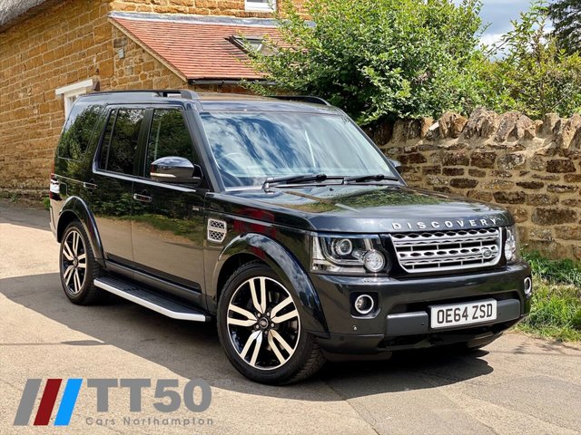 2015 13 LAND ROVER DISCOVERY 3.0 SDV6 HSE LUXURY 5d 255 BHP