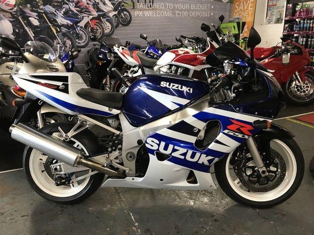 2003 53 SUZUKI GSXR 600 K3