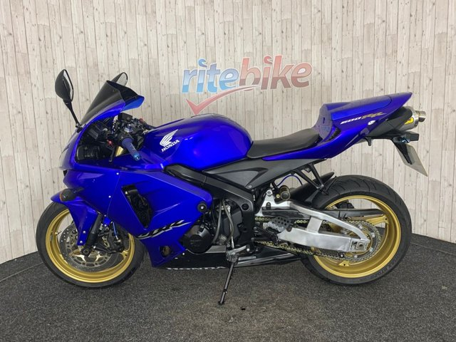 HONDA CBR600RR at Rite Bike