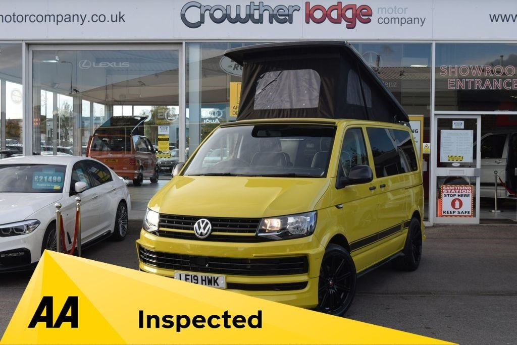 USED 2019 19 VOLKSWAGEN TRANSPORTER 2.0 T28 TDI P/V STARTLINE BMT 101 BHP BRAND NEW PROFESSIONAL CONVERSION - DELIVERY MILEAGE ONLY