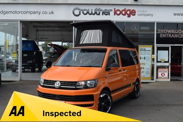 USED 2019 19 VOLKSWAGEN TRANSPORTER 2.0 T28 TDI P/V STARTLINE BMT 101 BHP NEW PROFESSIONAL CONVERSION - CURRENTLY IN BUILD - SPECIFICATION CAN BE AMENDED