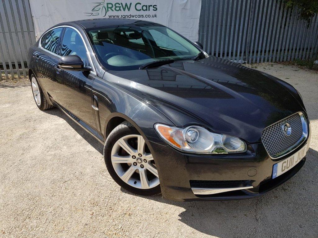 USED 2011 11 JAGUAR XF 3.0 V6 LUXURY 4d 240 BHP