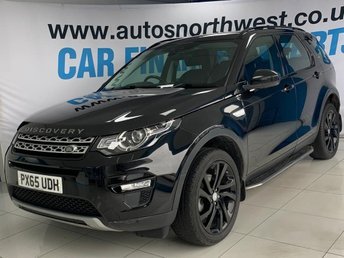 2015 LAND ROVER DISCOVERY SPORT 2.0 TD4 HSE 5d 180 BHP £21000.00