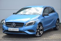 USED 2013 63 MERCEDES-BENZ A-CLASS 1.5 A180 CDI BLUEEFFICIENCY SPORT 5d 109 BHP OVER £3500 FACTORY OPTIONS