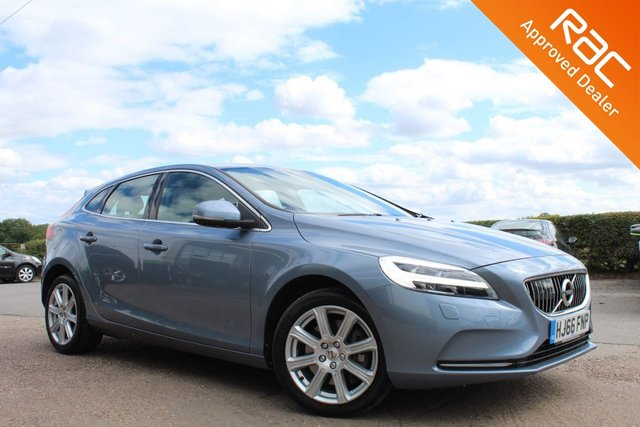 USED 2016 66 VOLVO V40 1.5 T3 INSCRIPTION 5d 150 BHP AUTOMATIC VIEW AND RESERVE ONLINE OR CALL 01527-853940 FOR MORE INFO.