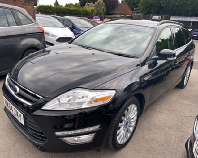 2014 64 FORD MONDEO 2.0 TDCI ZETEC BUSINESS EDITION 140 BHP