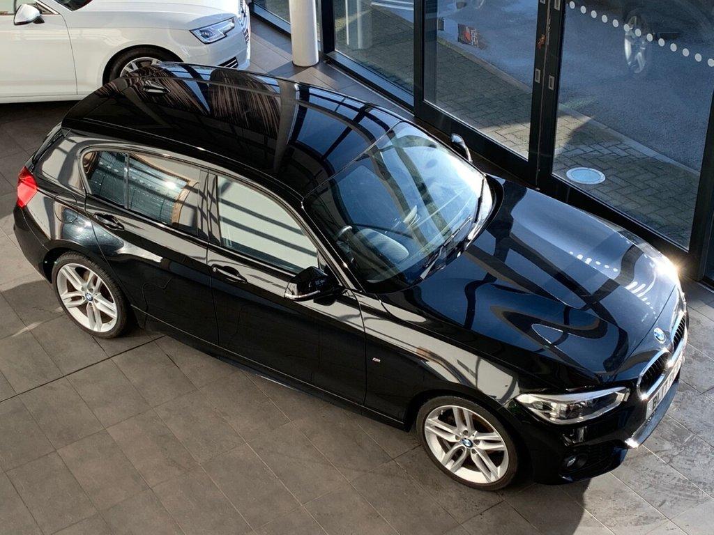 USED 2017 17 BMW 1 SERIES 2017/17 - 2.0 118D M SPORT 5d 147 BHP  �£2290 OF OPTIONAL EQUIPMENT + 67.3 MPG