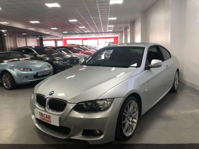 2010 10 BMW 3 SERIES 3.0 330D M SPORT HIGHLINE 2d 242 BHP