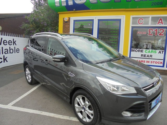 USED FORD KUGA JUST ARRIVED FOR KUGA