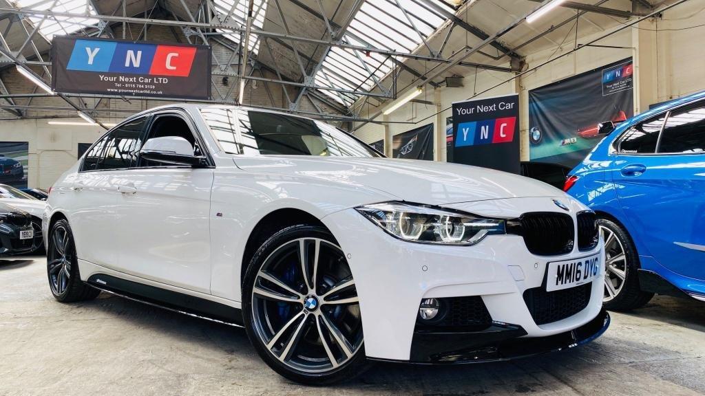 USED 2016 16 BMW 3 SERIES 3.0 335d M Sport Auto xDrive (s/s) 4dr PERFORMANCEKIT+HEADUP+PLUSPACK