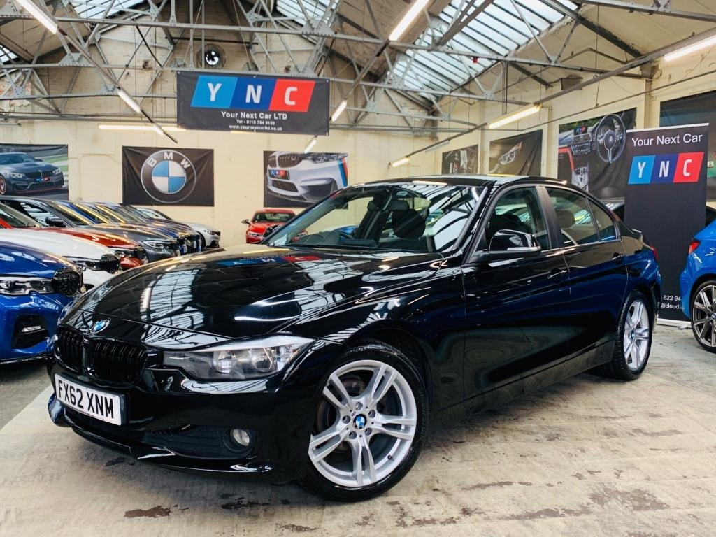 USED 2012 62 BMW 3 SERIES 2.0 320d EfficientDynamics 4dr M SPORT 18s