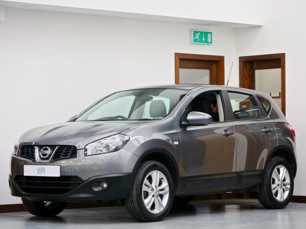 USED 2013 63 NISSAN QASHQAI 1.6 Acenta 2WD 5dr LOW MILES +FULL NISSAN HISTORY