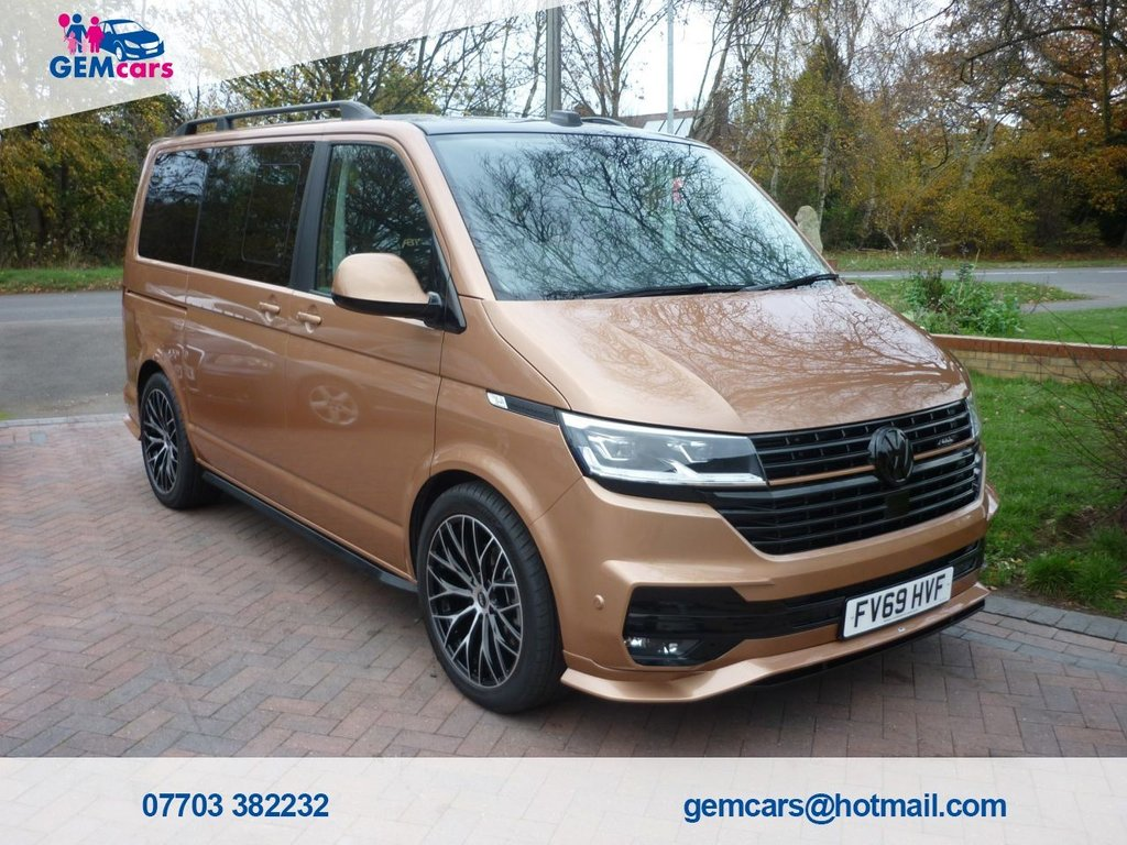USED 2020 69 VOLKSWAGEN TRANSPORTER 2.0 T32 TDI KOMBI HIGHLINE ABT 196 BHP GO TO OUR WEBSITE TO WATCH A WALKROUND VIDEO