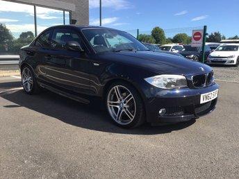 2012 BMW 1 SERIES 2.0 118D SPORT PLUS EDITION 2d 141 BHP £9495.00