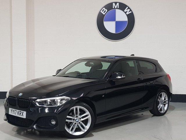 "USED 2017 17 BMW 1 SERIES 2.0 120D M SPORT 3d 188 BHP 1 Owner/Sat-Nav/Privacy/18""Alloys/Bm Hist,Just Serviced"