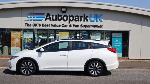 USED 2015 M HONDA CIVIC 1.8 I-VTEC SE PLUS-T TOURER 5d 140 BHP LOW DEPOSIT OR NO DEPOSIT FINANCE AVAILABLE . COMES USABILITY INSPECTED WITH 30 DAYS USABILITY WARRANTY + LOW COST 12 MONTHS ESSENTIALS WARRANTY AVAILABLE FOR ONLY £199 .  WE'RE ALWAYS DRIVING DOWN PRICES .