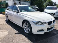 2016 BMW 3 SERIES}