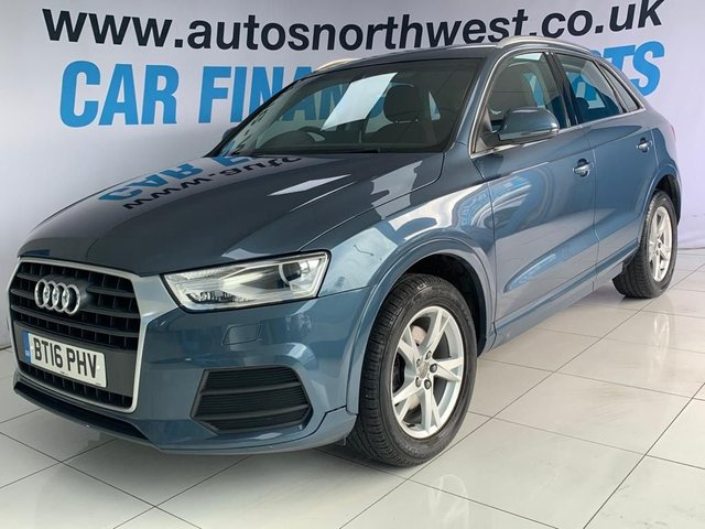 AUDI Q3 at Autos North West