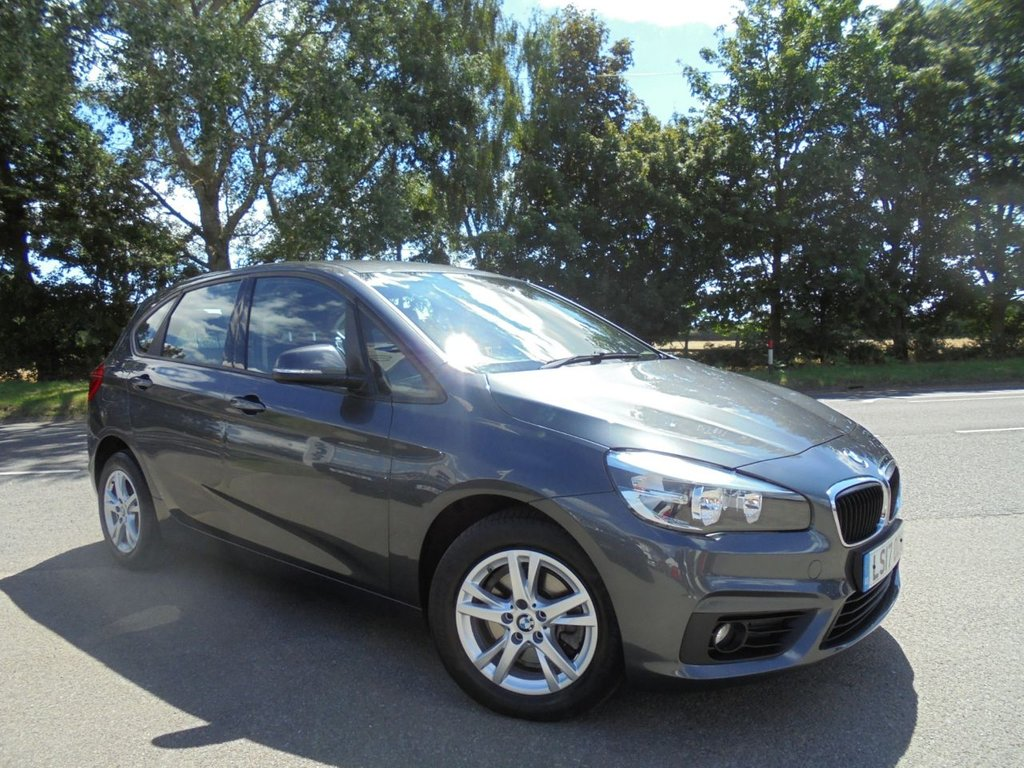 USED 2017 17 BMW 2 SERIES 2.0 218D SE ACTIVE TOURER 5d 148 BHP