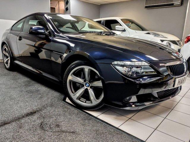 USED 2010 60 BMW 6 SERIES 3.0 635D SPORT 2d 282 BHP