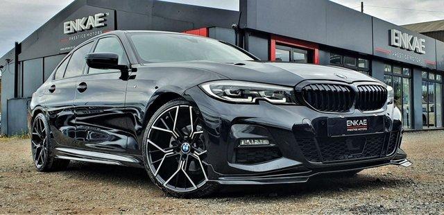 2019 19 BMW 3 SERIES 2.0 320D M SPORT 4d 188 BHP