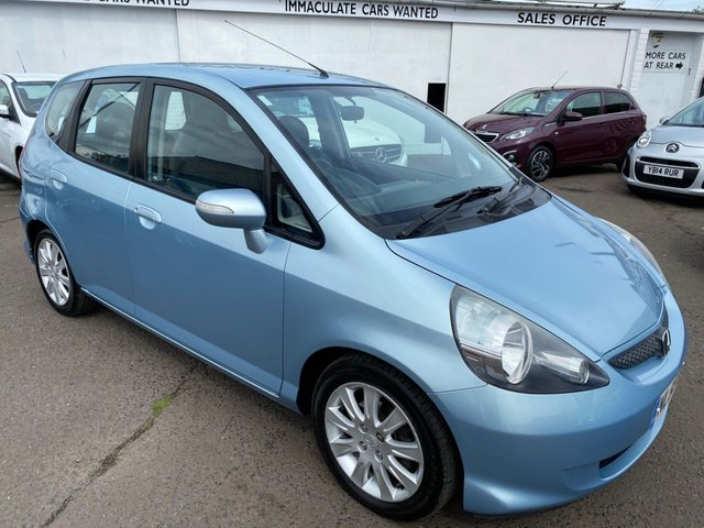 USED 2008 58 HONDA JAZZ 1.4 DSI SE 5d 82 BHP AUTOMATIC CHEAP CAR LOW MILEAGE