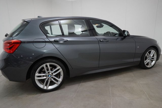 BMW 1 SERIES at Peter Scott Cars