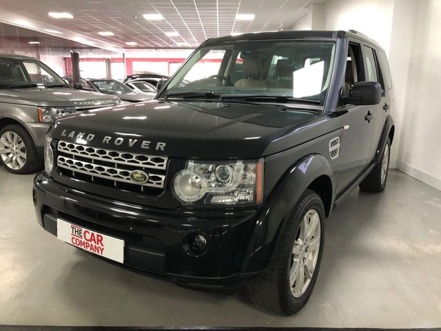2009 59 LAND ROVER DISCOVERY 3.0 4 TDV6 XS 5d 245 BHP