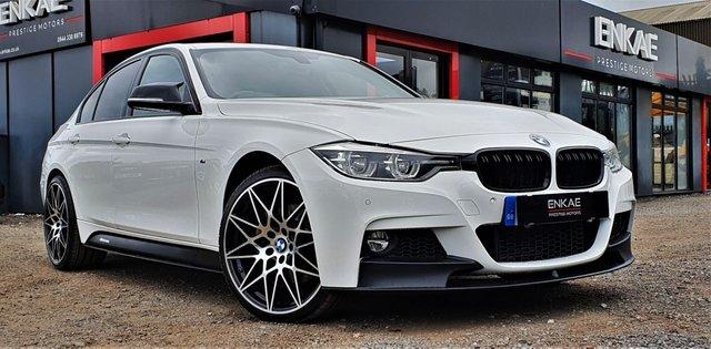 2017 17 BMW 3 SERIES 3.0 335D XDRIVE M SPORT 4d 308 BHP