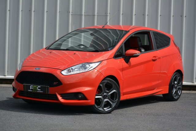 2017 17 FORD FIESTA 1.6 ST-3 3d 180 BHP **Only 30,000 Miles - Full Ford History**