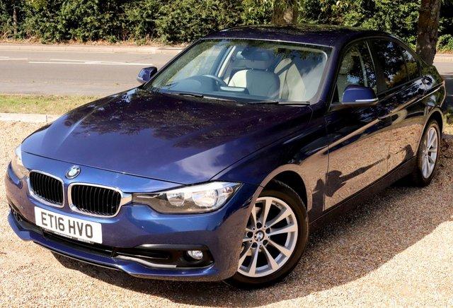 2016 16 BMW 3 SERIES 2.0 318D SE 4d 148 BHP AUTOMATIC