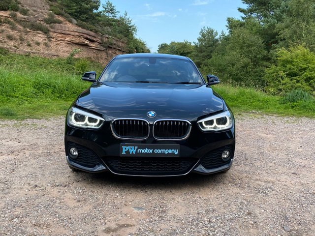 USED 2016 16 BMW 1 SERIES 1.5 116D M SPORT 3d 114 BHP