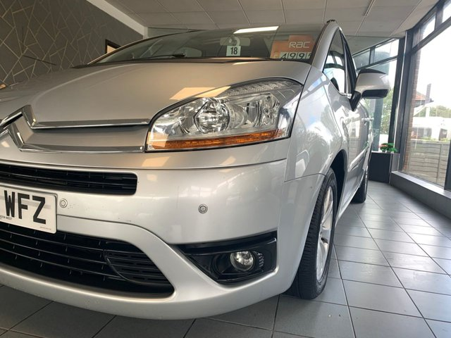 USED 2010 10 CITROEN C4 GRAND PICASSO 2.0 VTR PLUS HDI EGS 5d 134 BHP **V LOW MILES**FULL HISTORY**