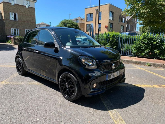 2019 19 SMART FORFOUR 0.9 URBANSHADOW EDITION T 5d 90 BHP