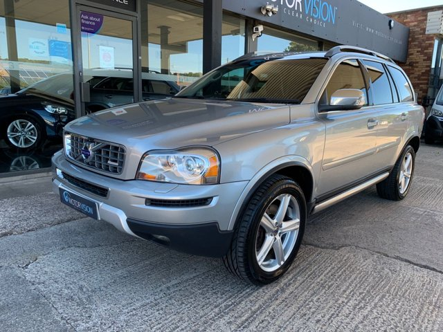 2010 10 VOLVO XC90 2.4 D5 R-Design SE Geartronic AWD 5dr