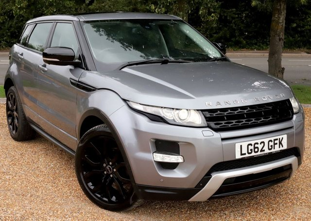 2012 62 LAND ROVER RANGE ROVER EVOQUE 2.2 SD4 DYNAMIC LUX 5d 190 BHP AUTOMATIC