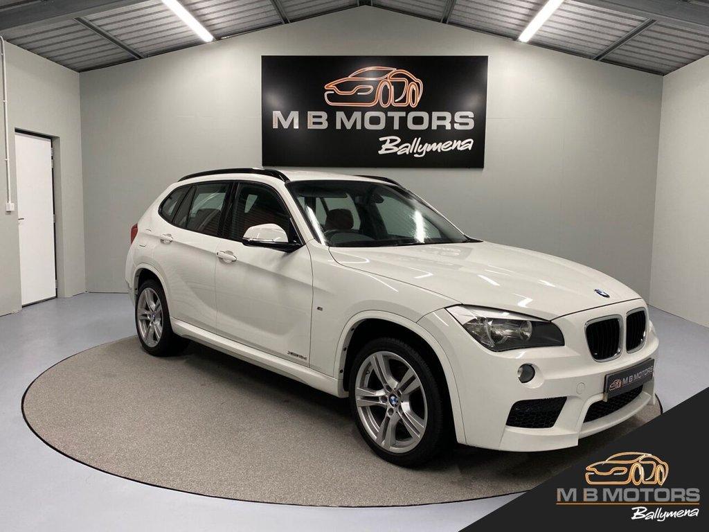 USED 2014 BMW X1 M SPORT XDRIVE 18D 5d 141 BHP