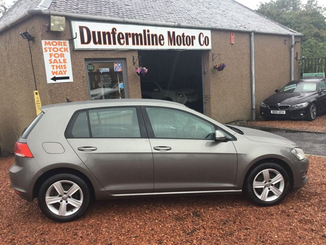 USED 2016 16 VOLKSWAGEN GOLF 2.0 MATCH EDITION TDI BMT DSG 5d 148 BHP ++ 1 OWNER AUTOMATIC WITH FULL SERVICE HISTORY++