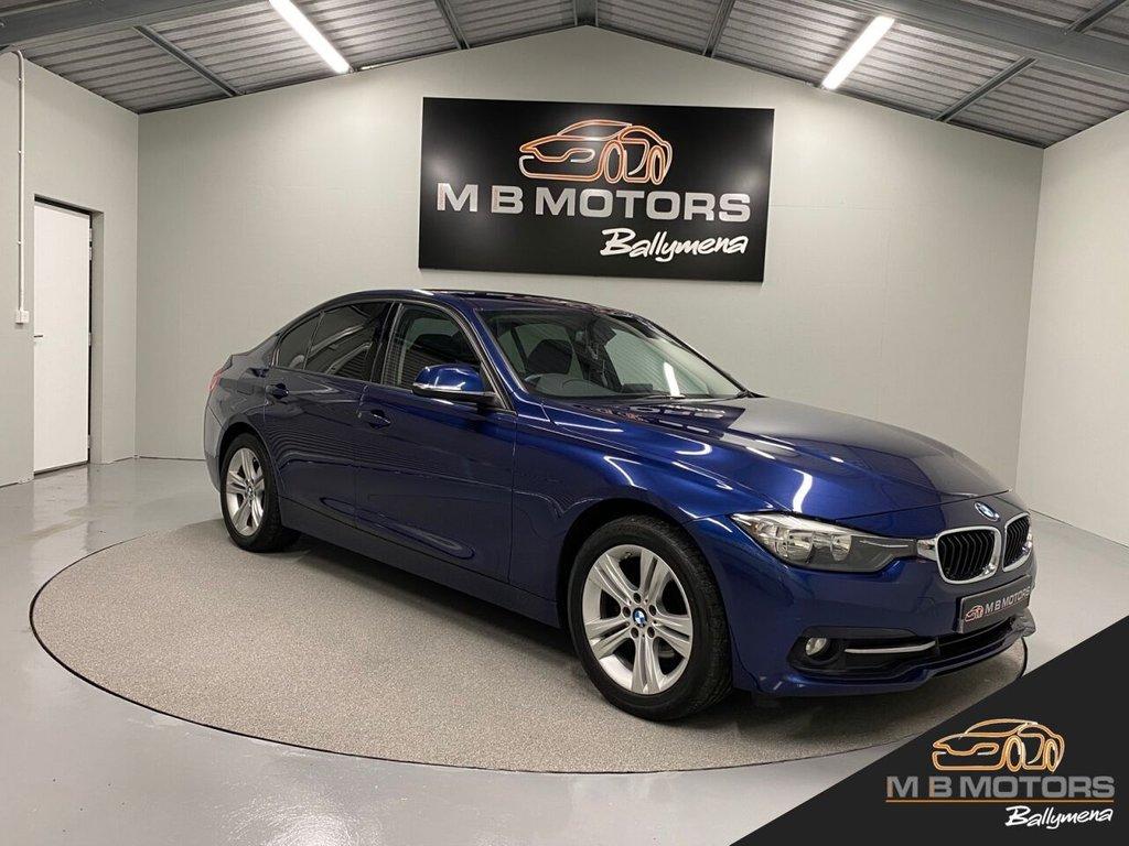 USED 2015 BMW 3 SERIES 318I SPORT 4d 135 BHP