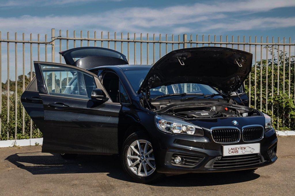 USED 2014 X BMW 2 SERIES 1.5 218I SE ACTIVE TOURER 5d 134 BHP