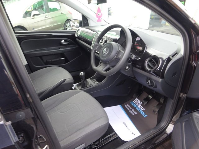 USED 2015 64 VOLKSWAGEN UP 1.0 MOVE UP 5d 59 BHP ** TEST DRIVE TODAY **JUST ARRIVED.01543 877320