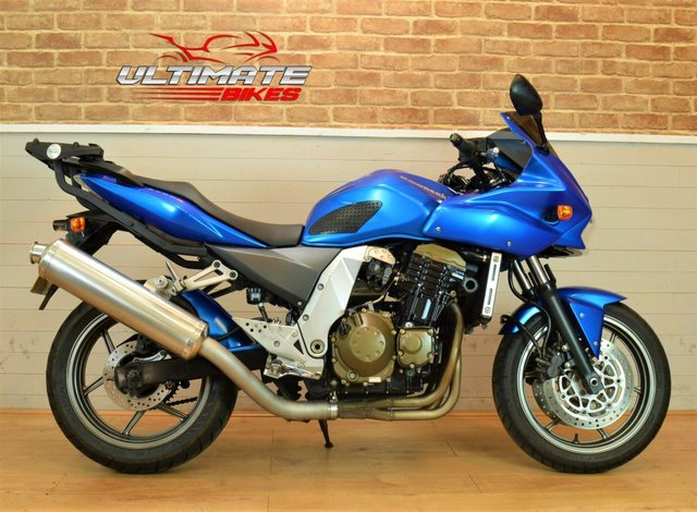USED 2007 57 KAWASAKI Z750 S (ZR750 K6F)