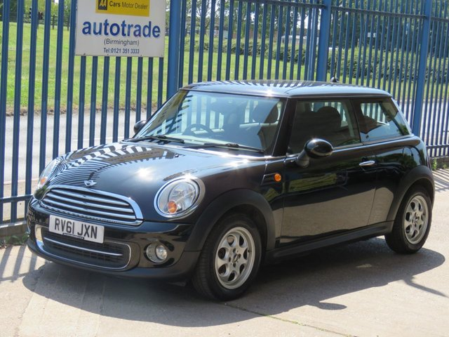 USED 2011 61 MINI HATCH COOPER 1.6 COOPER 3dr 122 Air con / Climate Fogs Bluetooth Alloys Finance arranged Part exchange available Open 7 days ULEX Compliant