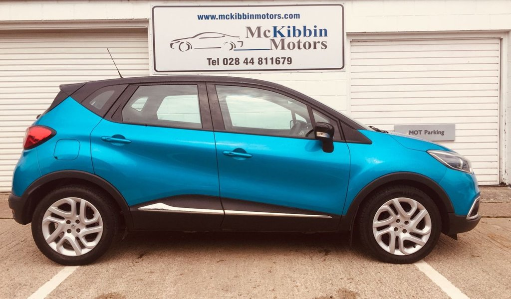 USED 2015 RENAULT CAPTUR 1.5 DCI  DYNAMIQUE MEDIANAV