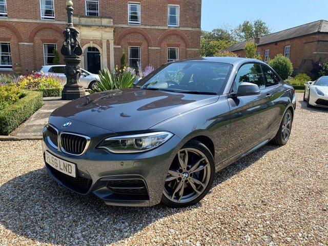 2016 66 BMW M2 3.0L M240I 2d AUTO 335 BHP