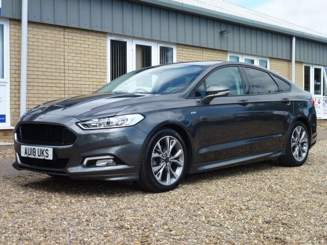 2018 18 FORD MONDEO 2.0 ST-LINE TDCI 5d 177 BHP